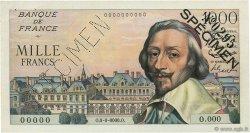 1000 Francs RICHELIEU FRANCE  1953 F.42.00 pr.SPL