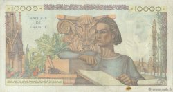 10000 Francs GÉNIE FRANÇAIS FRANCE  1946 F.50.04 TB à TTB