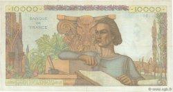 10000 Francs GÉNIE FRANÇAIS FRANCE  1951 F.50.48 TTB