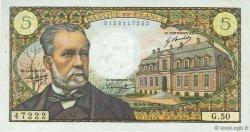 5 Francs PASTEUR FRANCE  1967 F.61.05 SUP+