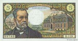 5 Francs PASTEUR FRANCE  1970 F.61.12 pr.NEUF