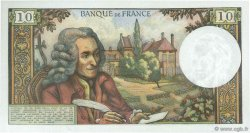10 Francs VOLTAIRE FRANCE  1973 F.62.65 NEUF