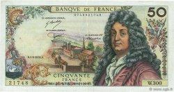 50 Francs RACINE FRANCE  1976 F.64.33b TTB+