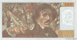 100 Francs DELACROIX imprimé en continu FRANCE  1993 F.69bis.06b TTB+