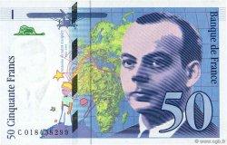 50 Francs SAINT-EXUPÉRY modifié FRANCE  1994 F.73.01b SPL