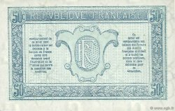 50 Centimes FRANCE  1917 VF.01.16 SUP+