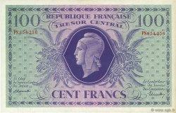 100 Francs FRANCE  1943 VF.06.01 SPL