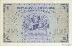 100 Francs FRANCE  1943 VF.06.01f SPL
