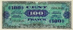 100 Francs DRAPEAU FRANCE  1944 VF.20.02 SUP