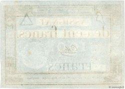 100 Francs FRANCE  1795 Ass.48a NEUF