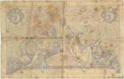 5 Francs NOIR FRANCE  1872 F.01.10 B