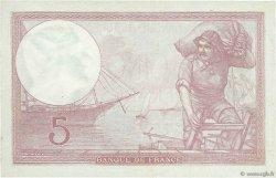 5 Francs VIOLET modifié FRANCE  1939 F.04.11 SPL+
