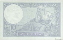 10 Francs MINERVE FRANCE  1936 F.06.17 SPL