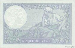 10 Francs MINERVE modifié FRANCE  1939 F.07.05 NEUF