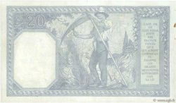 20 Francs BAYARD FRANCE  1917 F.11.02 pr.SUP