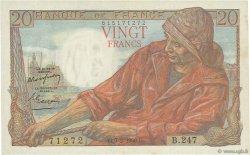 20 Francs PÊCHEUR FRANCE  1950 F.13.17a SPL