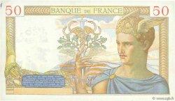 50 Francs CÉRÈS FRANCE  1936 F.17.28 SUP