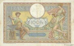 100 Francs LUC OLIVIER MERSON sans LOM FRANCE  1911 F.23.03