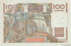 100 Francs JEUNE PAYSAN filigrane inversé FRANCE  1952 F.28bis.01 pr.SPL