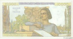 10000 Francs GÉNIE FRANÇAIS FRANCE  1954 F.50.72 TTB+