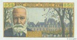 5 Nouveaux Francs VICTOR HUGO FRANCE  1963 F.56.14 pr.SPL