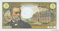 5 Francs PASTEUR FRANCE  1966 F.61.04 pr.NEUF