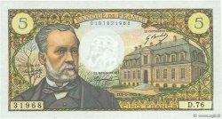 5 Francs PASTEUR FRANCE  1968 F.61.07 SUP+
