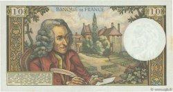 10 Francs VOLTAIRE FRANCE  1963 F.62.01 SPL+