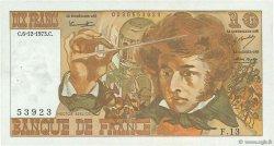 10 Francs BERLIOZ FRANCE  1973 F.63.02 TTB à SUP