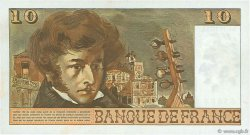 10 Francs BERLIOZ FRANCE  1975 F.63.15 SUP+