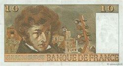 10 Francs BERLIOZ FRANCE  1976 F.63.17a pr.SUP