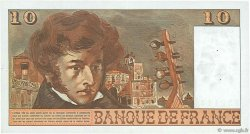 10 Francs BERLIOZ FRANCE  1978 F.63.24b SUP