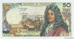 50 Francs RACINE FRANCE  1975 F.64.31 pr.NEUF