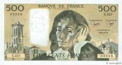 500 Francs PASCAL FRANCE  1985 F.71.33 NEUF