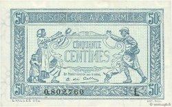 50 Centimes TRÉSORERIE AUX ARMÉES FRANCE   VF.01.12 NEUF