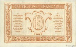 1 Franc TRÉSORERIE AUX ARMÉES FRANCE  1917 VF.03.03 NEUF