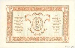 1 Franc TRÉSORERIE AUX ARMÉES FRANCE  1917 VF.03.15 NEUF