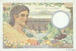 1000 Francs Algérie FRANCE  1943 VF.10.02 SUP+