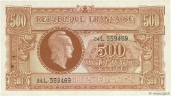 500 Francs MARIANNE FRANCE   VF.11.01 SUP+