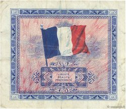 5 Francs DRAPEAU FRANCE  1944 VF.17.03 TTB
