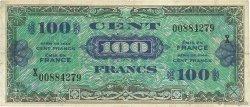 100 Francs DRAPEAU FRANCE  1944 VF.20.03 TB