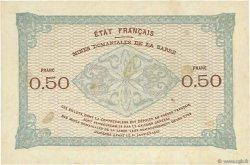 50 Centimes MINES DOMANIALES DE LA SARRE FRANCE  1920 VF.50.03 SUP