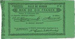 10 Francs FRANCE  1870 BPM.056.12a NEUF