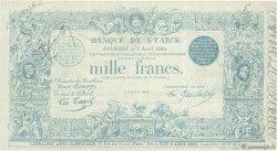 1000 Francs Sainte Farce FRANCE régionalisme et divers  1883 F.- TTB