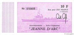 10 Francs mauve FRANCE régionalisme et divers   Kol.224g NEUF