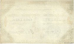 50 Livres FRANCE  1792 Ass.39a SUP