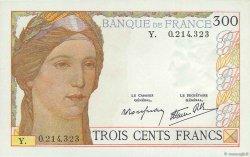 300 Francs FRANCE  1939 F.29.03 pr.NEUF