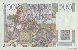 500 Francs CHATEAUBRIAND FRANCE  1946 F.34.05 pr.SPL