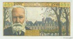 5 Nouveaux Francs VICTOR HUGO FRANCE  1965 F.56.21 SUP+