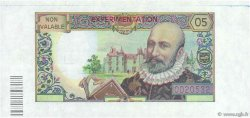 50 (05) Francs MONTAIGNE FRANCE  1964 F.61.-- SUP+
